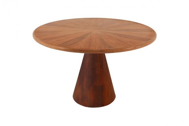 mesa de jantar cone